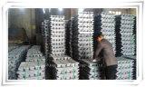 대량 알루미늄 주괴 99.7%-99.99% 최소한도 가득 차있는 주괴