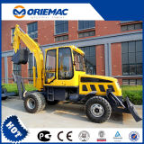 Carregador pequeno Wzl25-10 do Backhoe de Yugong
