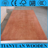 3.0mm Low Price Red Hardwood Commercial Plywood