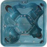 FashioneおよびMasssageの現代渦の温水浴槽(M-3308)