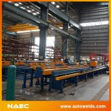 Band Saw Machine를 위한 관 Logistics Transport System