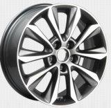 Новая алюминиевая оправа колеса сплава реплики на Hyundai 114.3