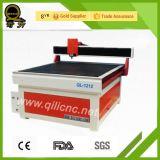 Barato y alta calidad que hacen publicidad del ranurador Ql-1212 del CNC