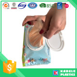 Мешок ворсистого младенца HDPE устранимый с связью ручки