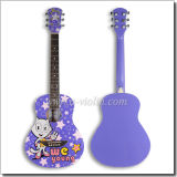 Гитара цвета этикеты 36 дюймов миниая акустическая (AFG36D-2)
