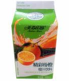 6-Layer 468ml Orangensaft-Getränkekarton