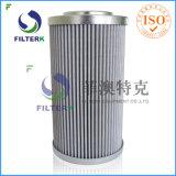 Elemento de filtro do petróleo hidráulico de Hydac da recolocação