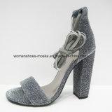 Сексуальные ботинки сандалии платья высокой пятки женщин для покупкы