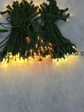 Luz da corda do diodo emissor de luz na cor branca morna dourada com alta qualidade Promformance (LW100)