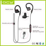 Auricular estéreo Qy13 para Samsung e iPhone con el encierro magnético