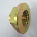Precisie Chrom/het Verchroomde Draaien/het Gedraaid Messing van het Deel/Aluminium die CNC Delen machinaal bewerken
