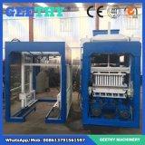 Bloco concreto de Construciton da máquina do tijolo de Qt4-15c que faz a máquina