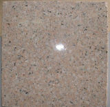 G681 Pink Granite (Royal Peach) Slab et Tile (JL-041)