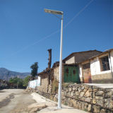 80W Solar Integrated Garten Light Street Light Integrated Solar Garten Light/Residential Light/Road Light