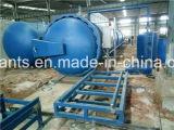 熱的に修正された木製の処理場