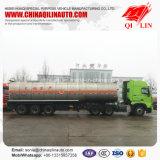 Reboque do petroleiro do aço inoxidável para o carregamento do éter Diethyl