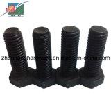 De alta resistencia Negro Hex Brida Tornillo (ZH-FB-002)