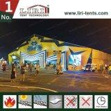 Barraca do evento de Lurxury grande para o famoso ao ar livre do festival do carnaval