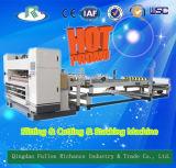 12A Typ Nc, der Papierkasten-Maschine aufschlitzt u. schneidet u. stapelt
