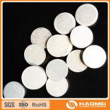 El redondo de aluminio Slugs 1070
