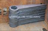 Máquina de estaca da placa do CNC da tabela de Casted 1530 do plasma do Olá!-Foco para o metal de 30mm