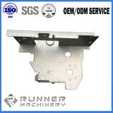 부속을 구멍을 뚫거나 각인하는 OEM ODM 알루미늄 또는 철 또는 스테인리스 또는 강철