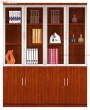 木製のベニヤの現代オフィスの収納キャビネット(HY-C906)