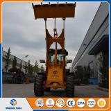 Cargador de la rueda de la maquinaria de granja de la fork del registro Zl-920 para la venta