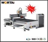 Máquina de grabado de la carpintería de la precisión del ranurador del CNC