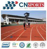 13 mm Tipo Mixto de goma / pista de atletismo de pista para Gym / Escuela / Parque