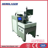 Máquina de soldadura automática do laser da linha central YAG de X-Y-Z para o aço inoxidável