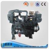 Motor marina diesel de 6 cilindros para el barco