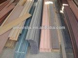 Linea di produzione di legno più verde di profilo del certificato del Ce