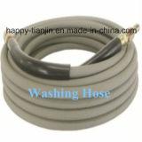 Grauer hydraulischer Hochdruckunterlegscheibe-Schlauch/waschender Schlauch