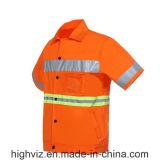 Weerspiegelende Workwear voor Schoonmakende Arbeiders (C2403)
