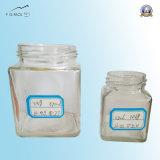 Protezione di vetro quadrata dell'aletta del montaggio del vaso per l'imballaggio per alimenti