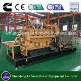 генератор Biogas 400kw с двигателем турбины 500kVA 400V 50Hz