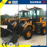 중국 Top Quality Competitive Price 1.5t Wheel Loader Xd920g