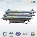 セリウム300m3/H Fish Farming Water Disinfection紫外線Water Sterilizer