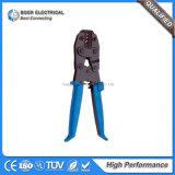 Терминальный тип храповика гофрируя инструмента для автомобильной сборки кабеля