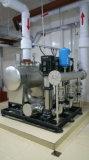 Dispositif d'approvisionnement en eau variable de pression constante de fréquence de pression non négative