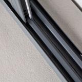 Finestra di scivolamento di alluminio della nuova di disegno serratura a mezzaluna rivestita della polvere Kz103