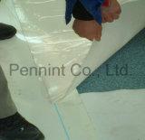 Alto polímero autoadhesivo Pre-Applied HDPE Hoja de geomembrana impermeable