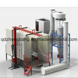 Sell caldo Customized Powder Coating Booth per Fast Color Change