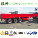 Behälter-Verschluss-seitliche Wand-Ladung-LKW-halb Schlussteil des Hilfs40ft