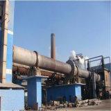 Estufa giratória de /Gypsum do cimento do Sell para o cimento que faz o projeto Turnkey