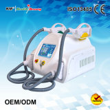 Opt Optimal Pulse Technology Shr Hair Removal Pigmentation Machine de traitement vasculaire