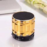 Миниые материалы металла диктора Bluetooth с FM и поддержкой микро- SD