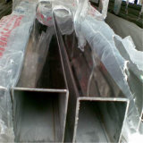 201 316L 6 Inch Welded Square Edelstahl Pipe Weight