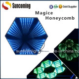 Mariage Decoration DJ Lighting DEL 3D Wall Decoration Lighting